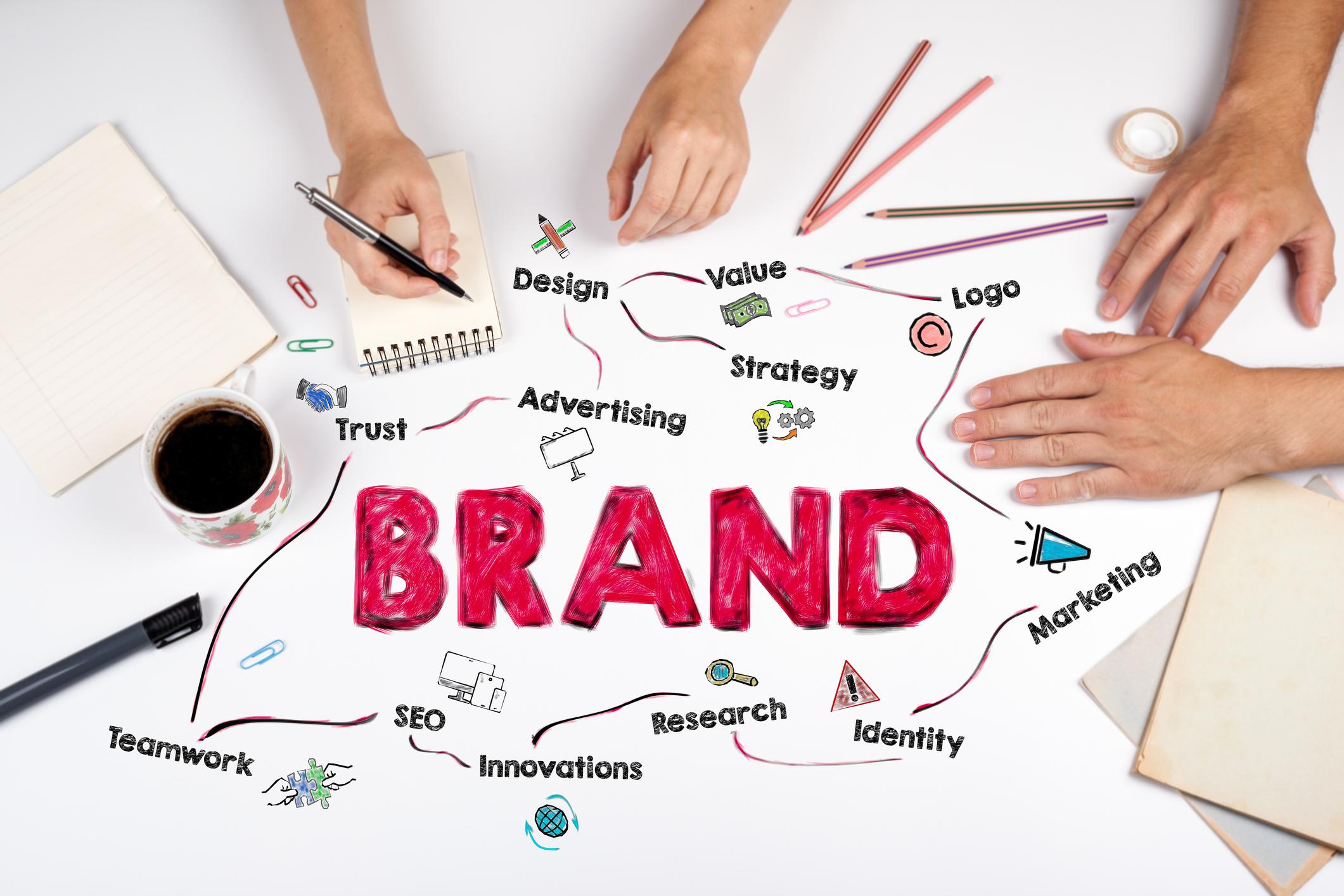Perché è importate avere un brand forte per la tua piccola impresa